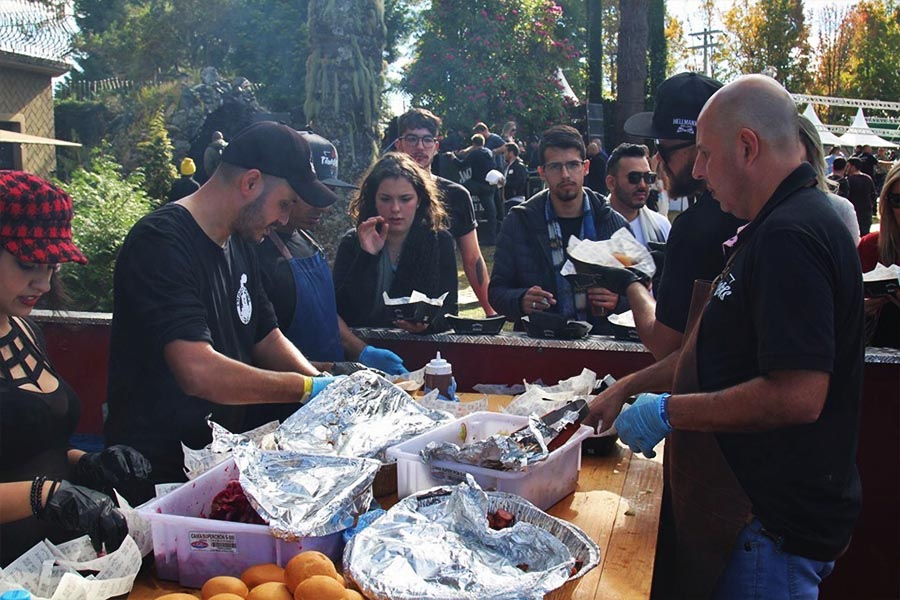 Barbeque catering sydney