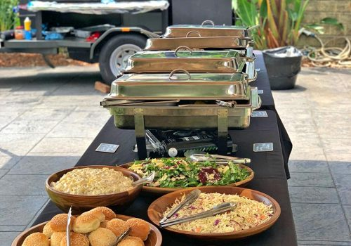 Full Service Catering Barbeque Sydney